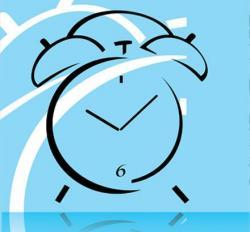 ربات ساعت و زمان