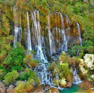 کانال ازنا پایتخت طبیعت ایران