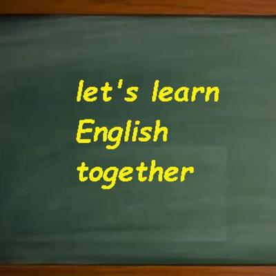 کانال انگلیسی یاد بگیریم