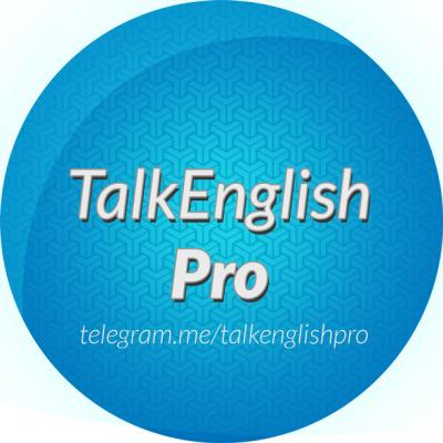 کانال Talk English Pro