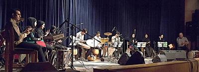 کانال گروه سازهاي كوبه اي