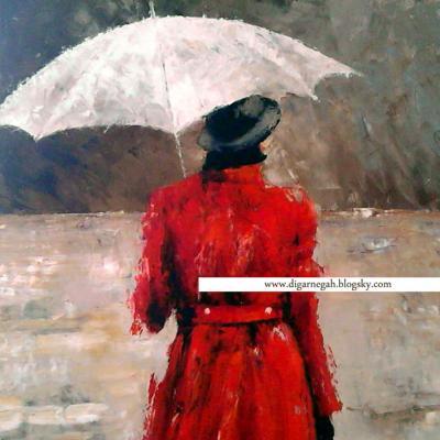 کانال گالری نقاشی نگاهی دی