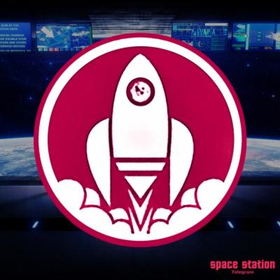 کانال ایستگاه فضایی تلگرام