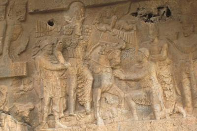 کانال شهر تاریخی  بیشاپور