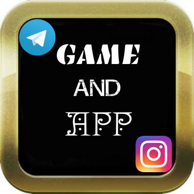 کانال Game & App