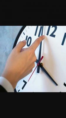 کانال ساعت دیواری