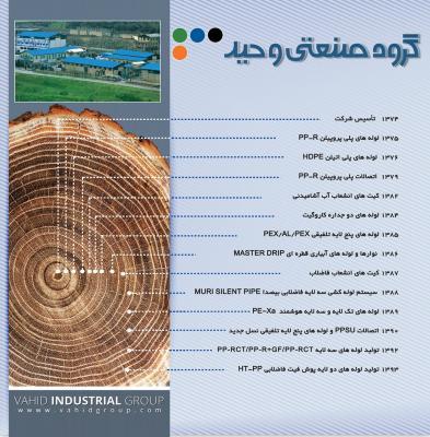 کانال گروه صنعتی وحید