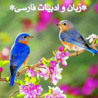 کانال *زبان وادبیات فارسی*