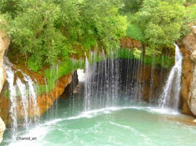 کانال بکرترین نقاط ایران