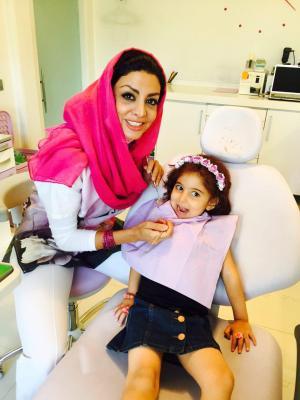 کانال دندانپزشک اطفال