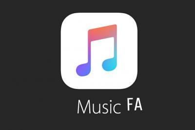 کانال موزیک فا