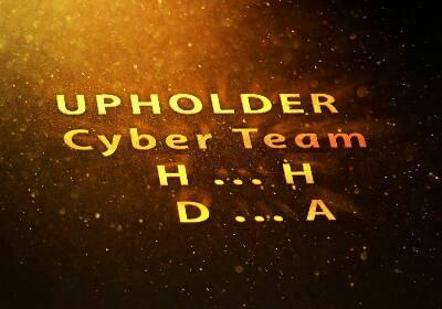 کانال UPHOLDER  Cyber team