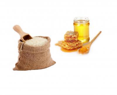 کانال برنج عسل