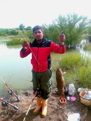 کانال ماهیگیری