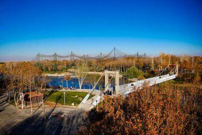 کانال پارک جنگلی ناژوان