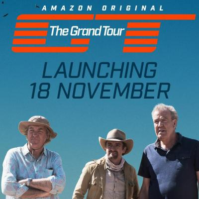 کانال The Grand Tour