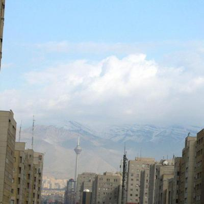 کانال هوای تهران