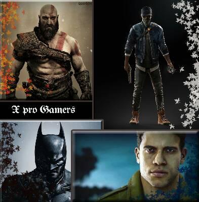 کانال xpro_gamers