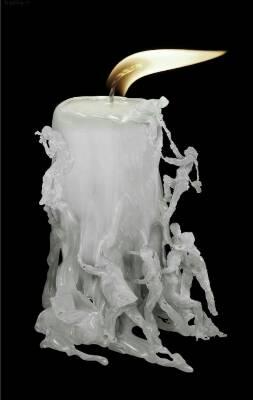 کانال شمع