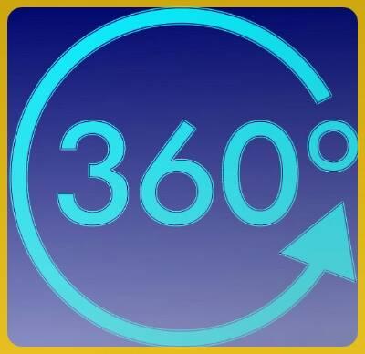 کانال 360ْ درجه