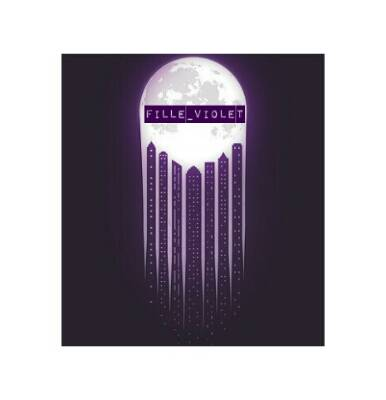 کانال fille violet