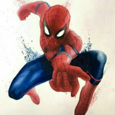 کانال spider man