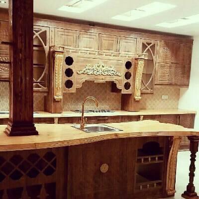 کانال صنایع چوب و mdf قائم