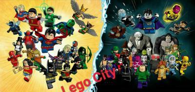 کانال Lego City