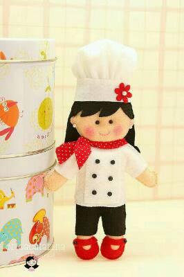 کانال فروش عروسک و نمدی