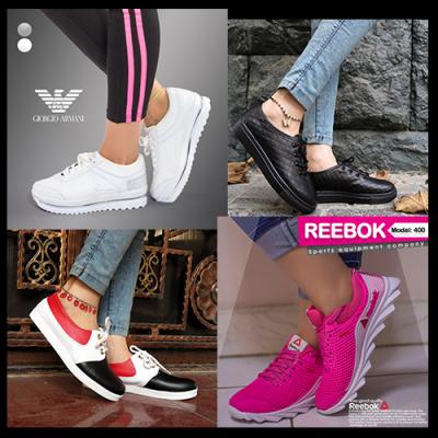 کانال خرید کفش زنانه ارزان