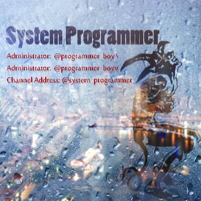 کانال برنامه نویسی و IT🌐