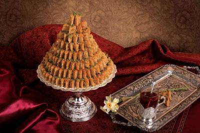 کانال شیرینی های یزدی اصل