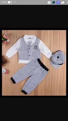 کانال لباس کودک یاسمین