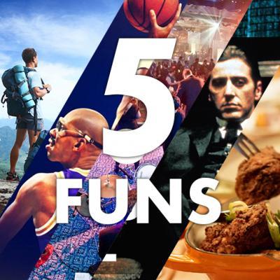 کانال 5 funs