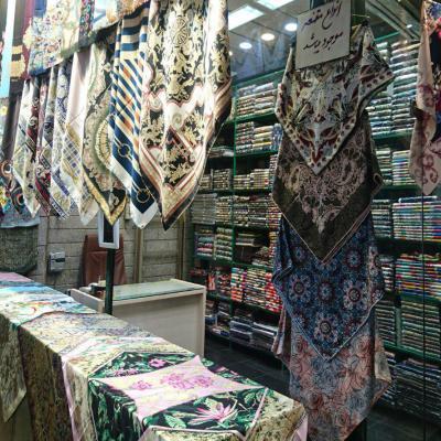 کانال روسری - شال - مقنعه