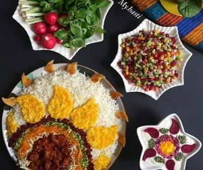 کانال آشپزی و تزیین غذا