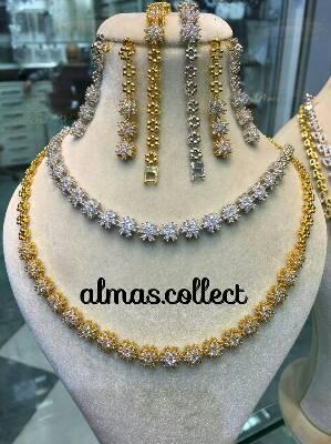 کانال زیورالات الماس