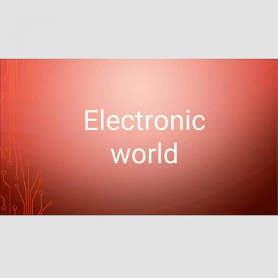 کانال ٍٍElectronic world