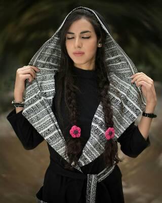 کانال شال و روسری