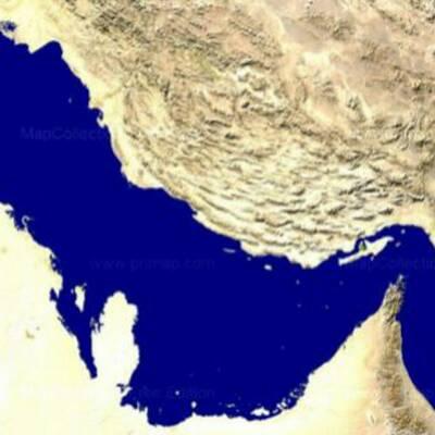کانال خلیج فارس