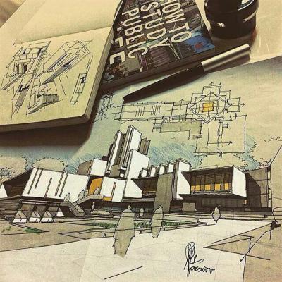کانال بانک اطلاعات معماری