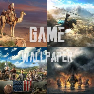 کانال Game Wallpaper