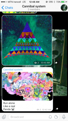 کانال Cannibalism system