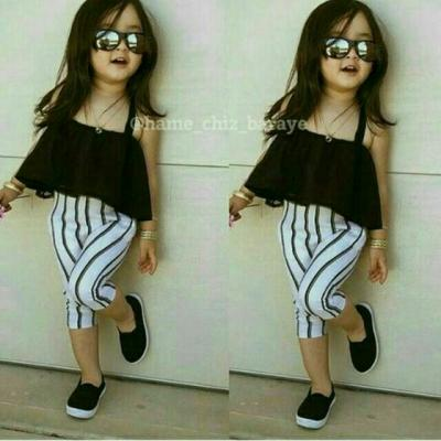 کانال پوشاک بچه حنا کوچولو