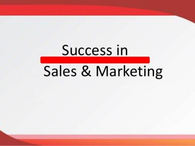 کانال موفقیت در فروش