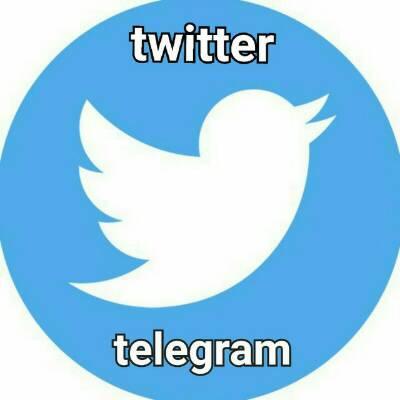 کانال توییت فارسی (telegram)