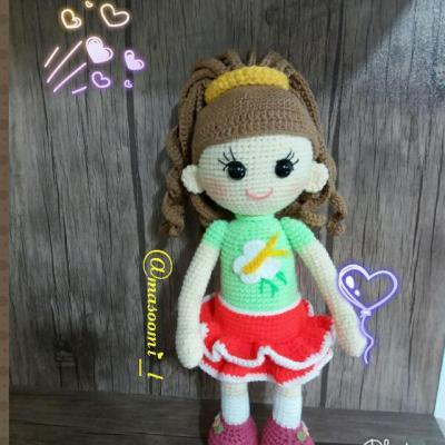 کانال دنیای عروسکهای بافتنی