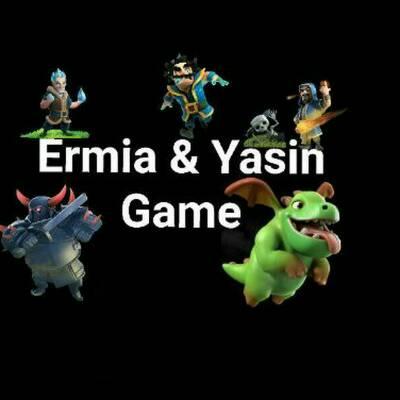 کانال Ermia & yasin Game
