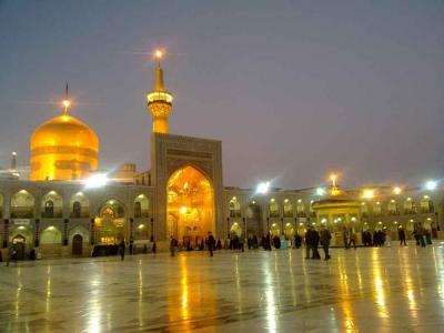 کانال رزرو هتلهای مشهد