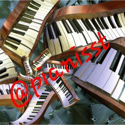 کانال موسیقی پیانو